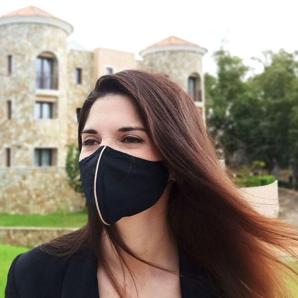Μάσκα προστασίας Premium